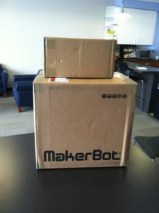 MakerBot Box