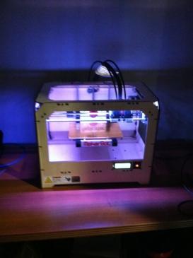 Printing under way