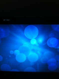 Raspbmc splash screen after installing